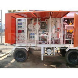 Transformer Oil Filter Machine, Capacity 4000-4500 (2 Stage)
