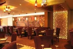 Restaurant Interior Designers, Service Location: Jaipur