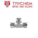 Trychem Stainless Steel Female Branch Tee, Size: 3/4 Inch And 2 Inch