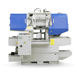 Fostex Double Column Band Saw Machine, for Industrial Use