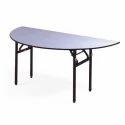 Half Round Folding Table