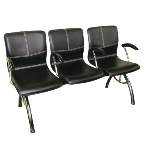 black office waiting room chair rs 4000 piece acme moulders