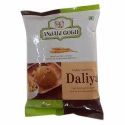 500 Gm Anjali Gold Dalia, High in Protein
