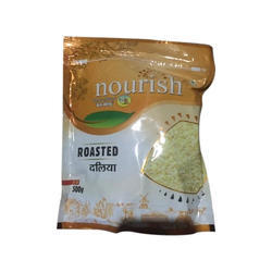 Nourish 500 g Roasted Dalia, Packaging: Plastic Pouch