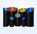 DWC Hdpe Pipes as per IS:16098 Part II ISO :21138 PART III