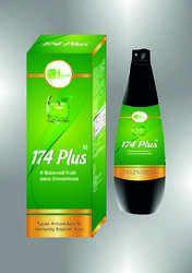 Herbal Balls 174 Plus Juice, Packaging: Bottle