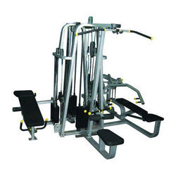 Three Station Gym Machine
