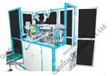 UV Lacquering Machine For Round Containers