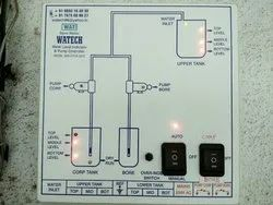 Dual Pump Water Level Controller