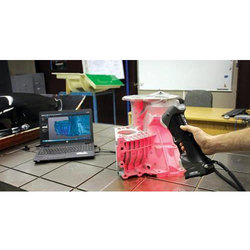 3D Scanning And Casting Inspection Service