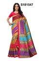 Modern Casual Bhagalpuri Silk Sarees