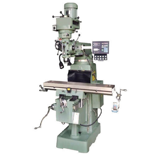 Mild Steel Vertical Turret Milling Machine