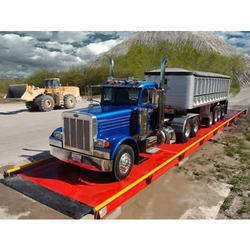 Coir Industry Weighbridge