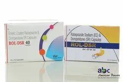 Enteric Coated Rabeprazole and Domperidone SR Capsules