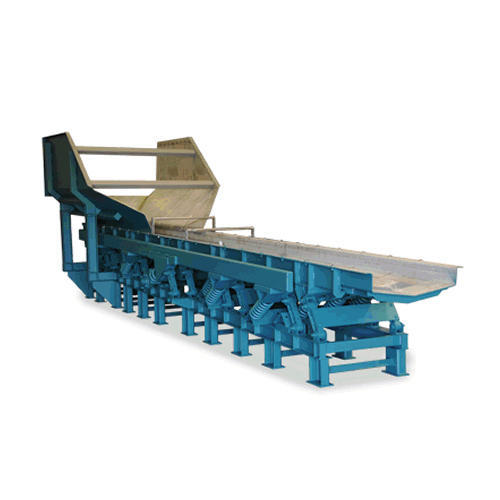 Mild Steel Vibrating Conveyors, Rs 75000 /piece P Square Technologies | ID:  3548797097