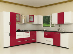 Commercial Modular Kitchen Interior Design