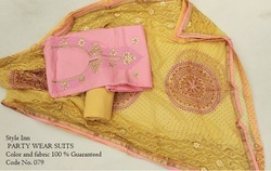 Cotton Suit Dupatta