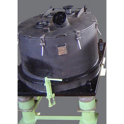 MS Rubber Lined Centrifuge