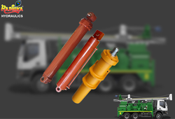 Radhika Drilling Rig Hydraulic Cylinder
