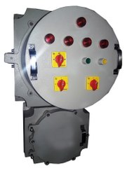 Flameproof Motor Control Panel, For Industrial, 415V