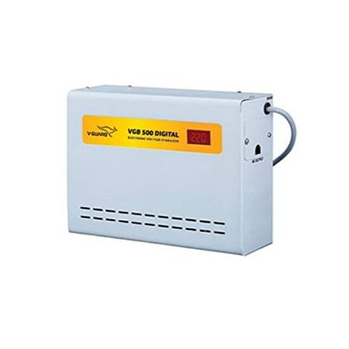 V-Guard VGB 500 Digital Voltage Stabilizer, Warranty: 2 Year