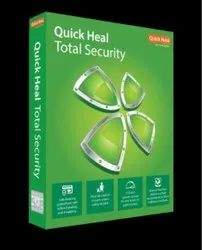 Quick Heal Total Security Antivirus 3 User 1 Year