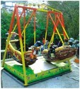 Woody Swing Twin Amusement Ride