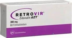 300mg Retrovir Tablets