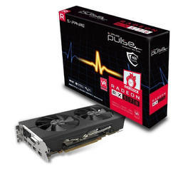 Sapphire Graphics Card Radeon RX 570 4GB GDDR5 OC PULSE
