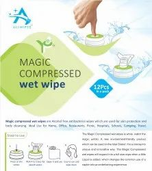 MAGIC COMPRESSED TISSUE WET