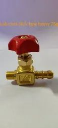 Heavy Lab Cock Needle Valve Type