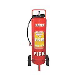 50 Liter Trolley Mounted Fire Extinguishers