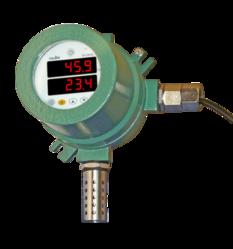 Rh Temperature Transmitter