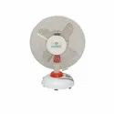 48 W White Portable Table Fan