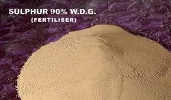 SULFUR 90% WDG, For Agriculture