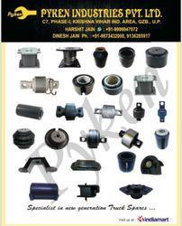 Bharatbenz, Amw, Volvo, Tata Prima, Leyland U Truck, Mahindra Navistar Truck Spare parts