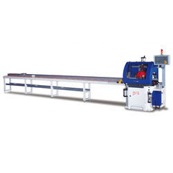JIH AUTO 20R NC Fully Automatic Rotary Table Angular Sawing Machine
