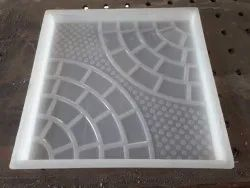 Double Round Tiles Moulds