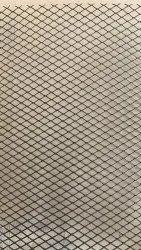 Aluminum Filter Jali