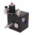 Hydraulic Lift Valve 100lpm 250bar, Model Number: Llb-100-4-s