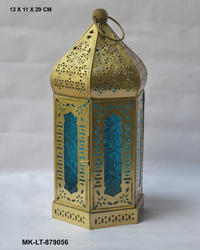 Handmade Hanging Moroccan Style Metal Pendant Lamp