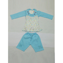 Cotton Baby Girl Top and Pant