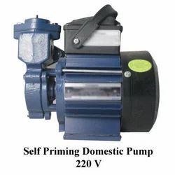 Self Priming Domestic Pump