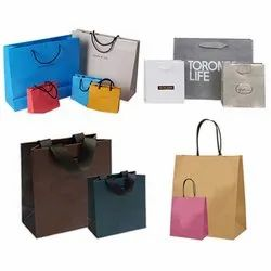 Paper Bag Printing Service, For Retail, In Delhi