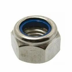 Hex SS Nyloc Nuts, Size: 20 To 32 Mm, Packaging Type: Plastic Bag