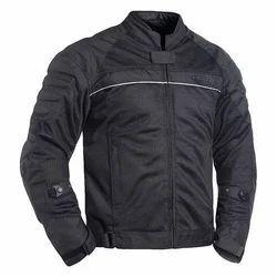 Full Sleeve Leather Bike Riding Jacket