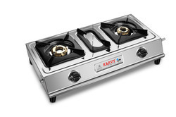 Double Burner Gas Stove SU 2B-215 MAX TPS