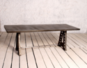 Industrial Frame Communal Dining Coffee Table