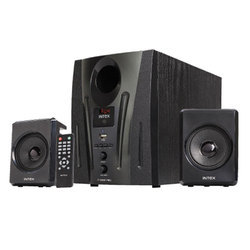 Intex IT-2000 FMU 2.1 Multimedia Audio Speakers