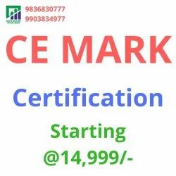 CE Mark Certification, in Pan India